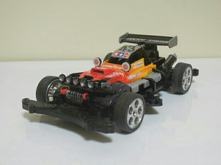 43号車  ホットショットFMXX