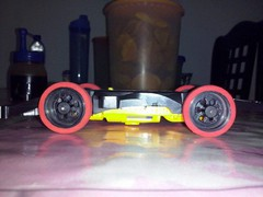upside down MA chassis.