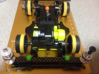 FMAR 蛍光yellowから変更 試作機