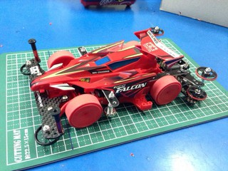 Neo Falcon Red Edition