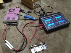 HiTEC multi charger X4 80