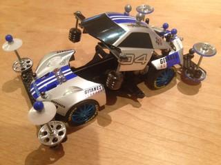 ASTRALSTER Gr.B Race Car
