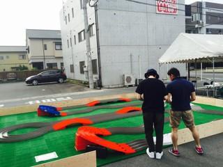 吉田模型6/7シード代表決定戦