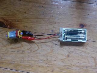単3電池ボックス