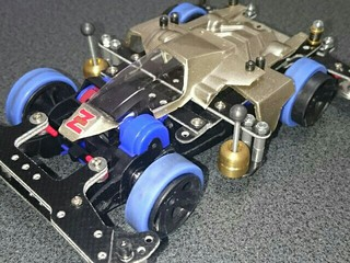 ZMC-R1号機 (復帰後デビュー作)