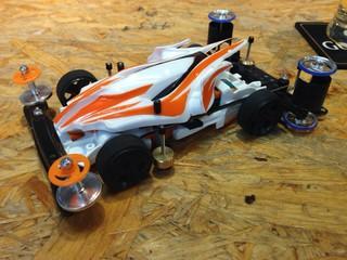 reverse AeRo -orange wing-