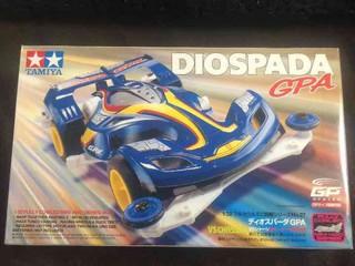ディオスパーダGPA