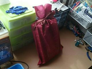 家族からの誕生日プレゼント(* ̄∇ ̄)ノ