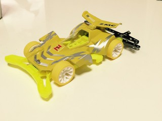 トライダガーZMCカラーリング